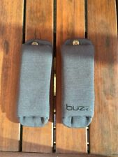 Quinny Buzz GREY SHOULDER / CHEST HARNESS PADS / FREE POSTAGE