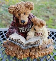 Vintage 1993 Boyds Bears And Friends Ted And Teddy #2223