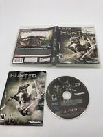 Sony PlayStation 3 PS3 CIB Complete Tested Hunted: The Demon's Forge