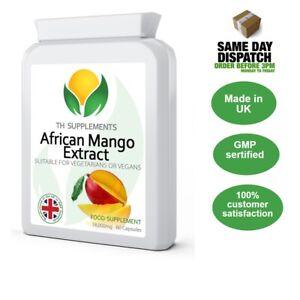 Pure African Mango 18000mg 60 Capsules