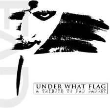 UNDER WHAT FLAG-A TRIBUTE TO FAD GADGET   CD NEU