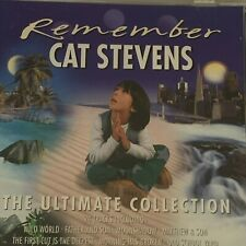 Cat Stevens  Remember  The Ultimate Collection CD