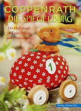 Prospekt Coppenrath Die Spiegelburg Frühling Sommer 2012 Katalog Spielzeug toys