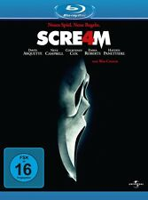 SCREAM 4-REPLENISHMENT  BLU-RAY NEU