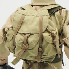1/6 Scale Uniforms Back Pack Outfits Suit Desert Bag for 12inch Action Figures