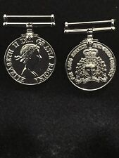 Royal Canadian Mounted Police Full Size Replica Long Service Medal