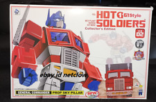 Transformers Hot Soldiers HS02 Optimus prime in Stock
