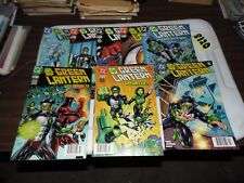 Green Lantern lot of 7 books #120 #121 #122 #123 #124 #125 #126 and #127 (2000)