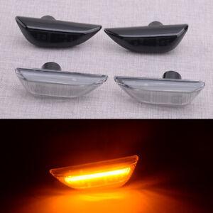 LED Side Turn Signal Marker Indicator Light fit for Opel Vauxhall Mokka X Encore