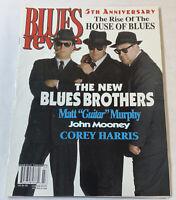 June/July 1996 Blues Revue #23~BLUES BROTHERS,MATT GUITAR MURPHY,JOHN MOONEY...