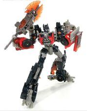 Transformers 3 Optimus Prime Firebust Voyager dotm Dark of the Moon
