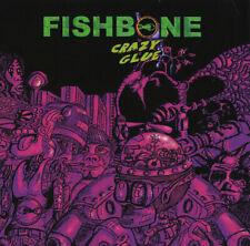 Fishbone - 'Crazy Glue' (Clear Green Vinyl LP Record)