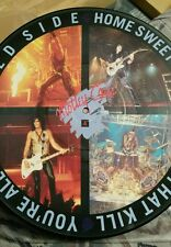 "MOTLEY CRUE ""YOU'RE ALL I NEED"" 1988 WEA/ELEKTRA LIMITED EDITION PICTURE DISC"