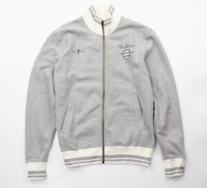 Sebastien Chabal Ruckfield French Rugby Club Mens Zip Up Jacket