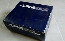 BNIB Rare vintage old school Amp Alpine power amplifier 3518