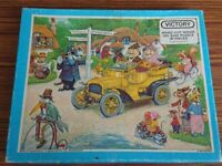 Victory Hand Cut Wood Puzzle 30 Piece Wooden Jigsaw 7343 Crossroads 1982