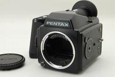 【NEAR MINT】Pentax 645 Medium Format Camera Body w/ 120 film back From Japan 57
