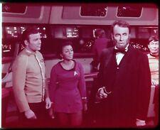 Star Trek TOS 35mm Film Clip Slide Savage Curtain Kirk Uhura Lincoln 3.22.54