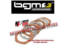 MF0442 - DISCHI FRIZIONE A 4 BGM PRO RACING RED VESPA 50 125 PK FL FL2 HP APE FL