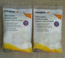 New Sealed Medela 8 Disposable Baby Nursing Breast Feeding Nursing Pads 2 pack