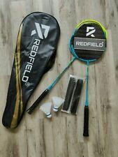 Badminton Set (Schläger, Tasche, Federbälle, Ersatzgriffe) - NEU