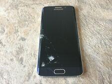 Samsung Galaxy S6 Edge SM-G925F - 32GB-Nero (Sbloccato) Smartphone