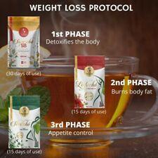 Lose Up 7kg Week !! 4 Pack SuperCha SB,LinfaCha, SbeltCha( Maravilhas da Terra)