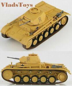 Hobby Master 1/72 Krupp Sd.Kfz.121 Panzer II F German 10.PzDiv 7.PzRgt HG4607
