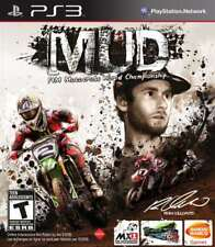 MUD FIM Motocross World Championship PS3 New