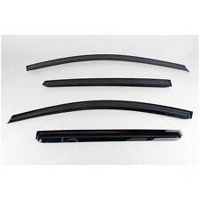 New Rain Guards Window Smoke Vent Visors for Hyundai Accent 5Door 2011-2013