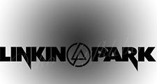 Linkin Park + Logo Aufkleber Auto Deko Folie LINKIN PARK