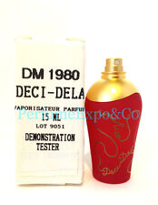 DECI DELA by Nina Ricci 15ml PURE PARFUM SPRAY Perfume Women No Box & Cap (C22