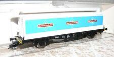 HE  Fleischmann 5240 k Containerwagen Bad Reichenhaller DB