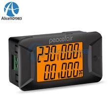 Ac 40 400v 100a Digital Voltage Ampere Panel Meter Ammeter Voltmeter Tester