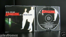 Erasure - Don't Say Your Love Is Killing Me 4 Track CD Single