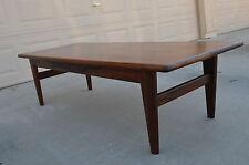 Vintage J L Moller Mid Century Modern Danish Furniture Coffee Table Rosewood