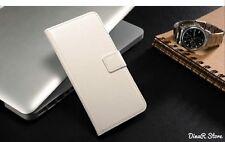 HandyHülle Tasche für Apple iPhone 5s 5 Case Hülle Etui - Weiss (84WE)