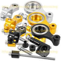 For Yamaha R6 06-15 / YZF R1 99-15 Steering Damper Stabilizer Bracket Mount Kit