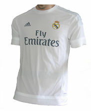 Real Madrid Trikot 2015/16 Home Authentic Adizero Adidas Camiseta Shirt L