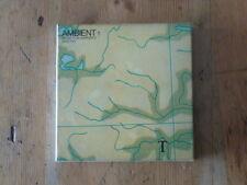 Brian Eno: Music for Airports Empty Promo Box[Japan Mini-LP no cd harold budd QA