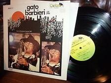 Gato Barbieri & his Group Live in Buenos Ayres 1971 Oxford OX 3003 Italy