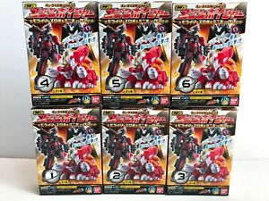 Power Rangers Kyuranger Mini Pla 07 Kojisi & Morai Mars Robo Megazord Bandai NEW