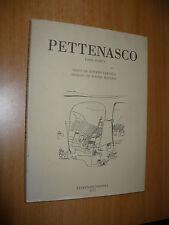 PETTENASCO LAGO D'ORTA RENATO VERDINA DISEGNI MAURO MAULINI 1977 PETTENASCONOSTR