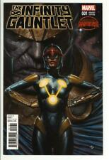 Infinity Gauntlet 1 - Thanos Cover - Variant - High Grade 9.6 NM+