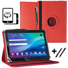 """Tablet 10.1"""" Hülle Tasche für Samsung Galaxy Tab 2 P5110 Schutzhülle Rot 360"""