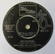 "Supremes-Reflections-TMG 616-Vinyl-7""-Single-45-Diana Ross-1960s"