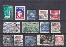timbres Etats unis usa america