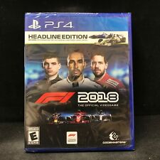 F1 2018 The Official Videogame - Headline Edition (PlayStation 4) BRAND NEW