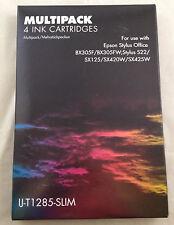 2 SETS IJ COMPATIBLE INKS EPSON SX435W SX440W SX445W PRINTERS