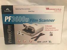 Pacific Image PF3600U Film Scanner